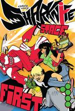 SHARKNIFE GN VOL 01 STAGE FIRST