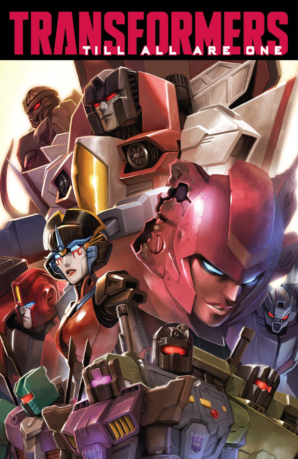TRANSFORMERS TILL ALL ARE ONE TP VOL 01