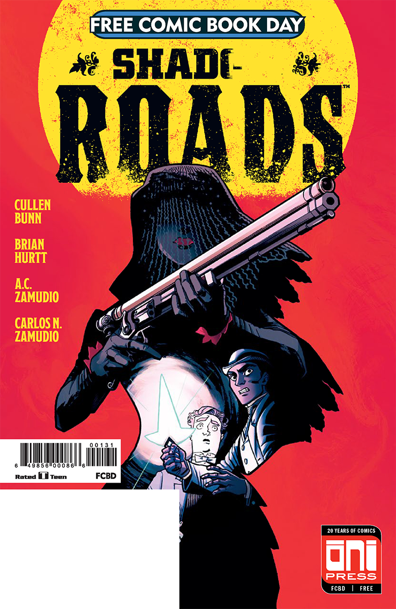 FCBD 2018 SHADOW ROADS #1
