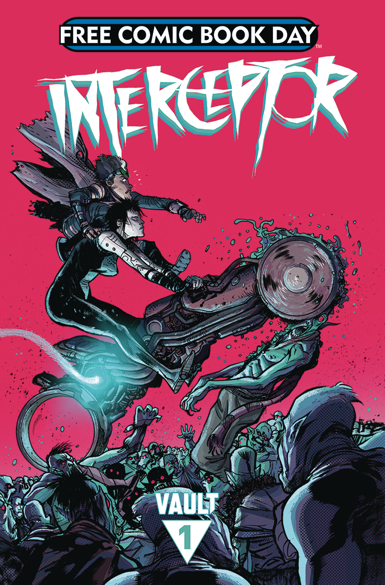 FCBD 2019 INTERCEPTOR #1  (MR)