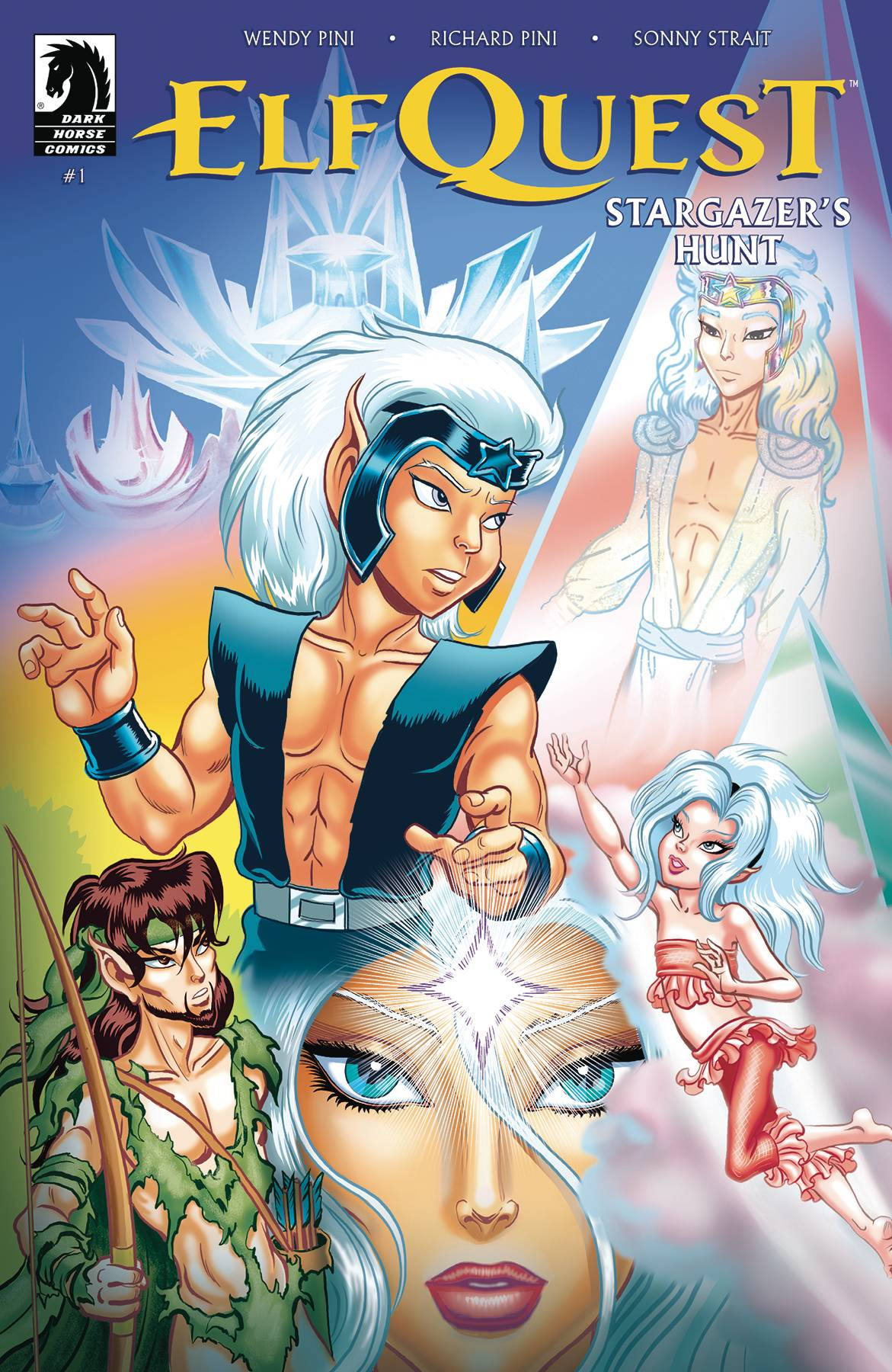 ELFQUEST STARGAZERS HUNT #1 (OF 6)
