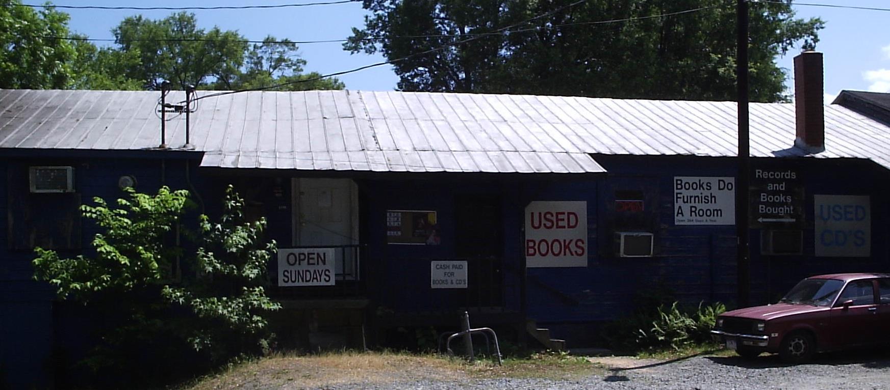 Books Do Furnish A Room In Durham Nc