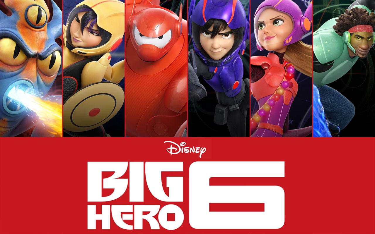 Big Hero Comic get into comics with big hero 6 - free comic book day