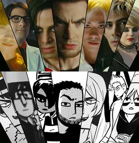 Get Into Comics With Scott Pilgrim Vs. The World