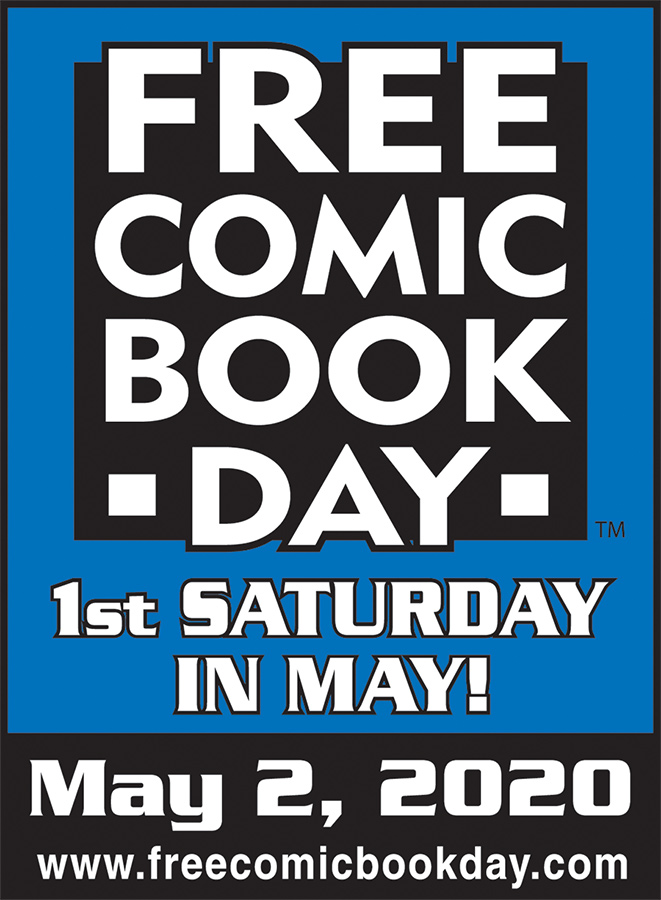 Free Comic Book Day, FCBD, Library Program