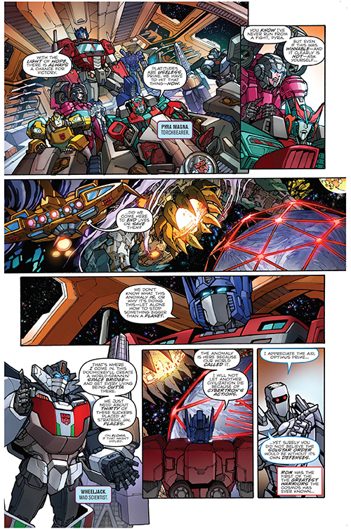 Free Comic Book Day, FCBD, IDW Publishing, Transformers, Unicron