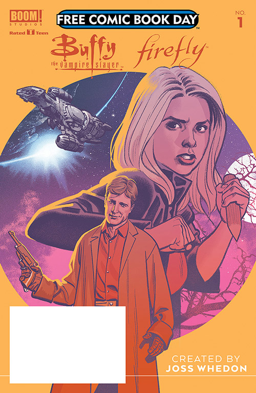 The Twelve Gold Titles For Free Comic Book Day 2019, Revealed – Whedonverse, Riverdale Season 2 1/2, The Road to TMNT 100 and More