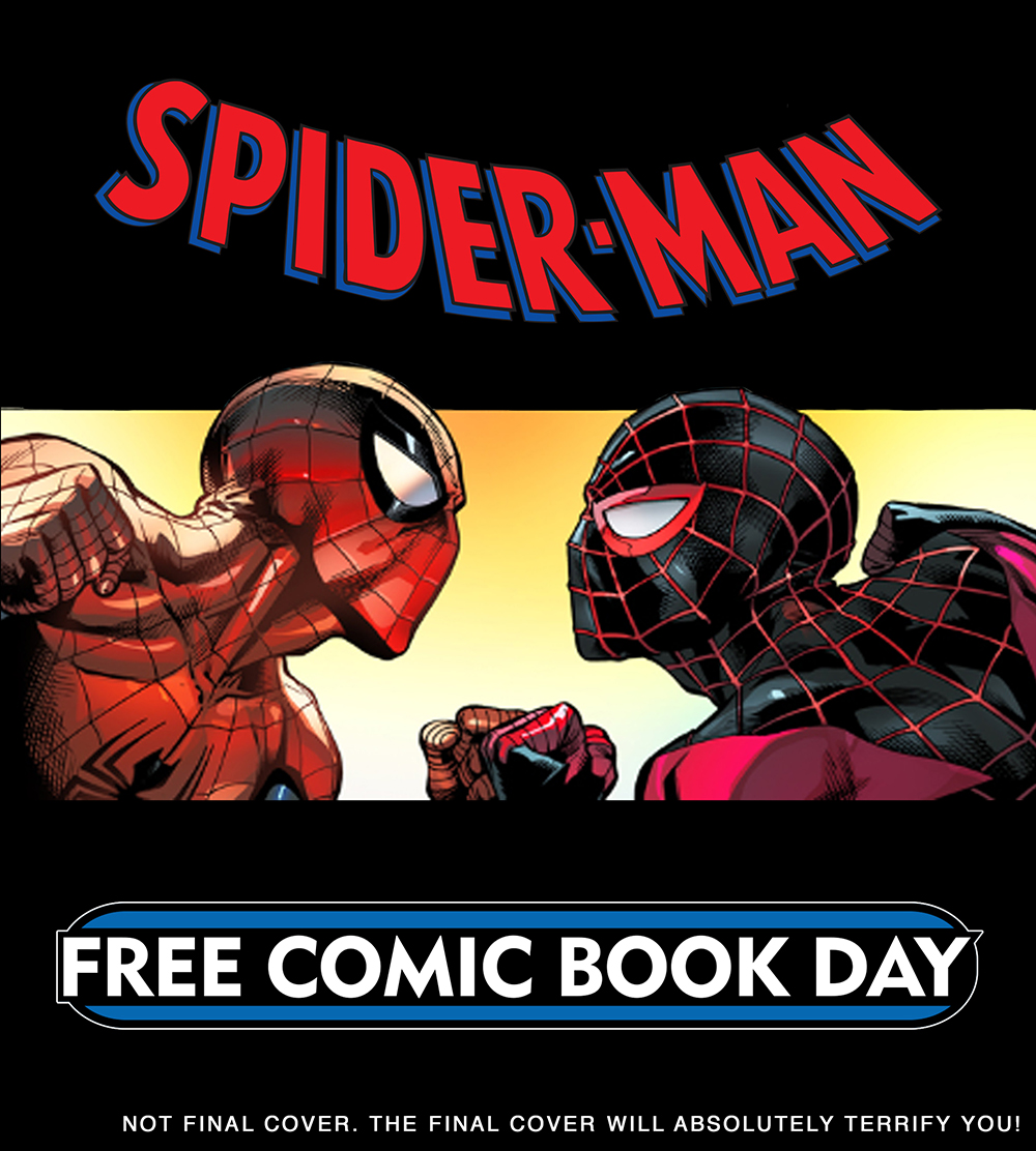 Free Comic Book Day, FCBD, Spider-Man, Venom, Marvel
